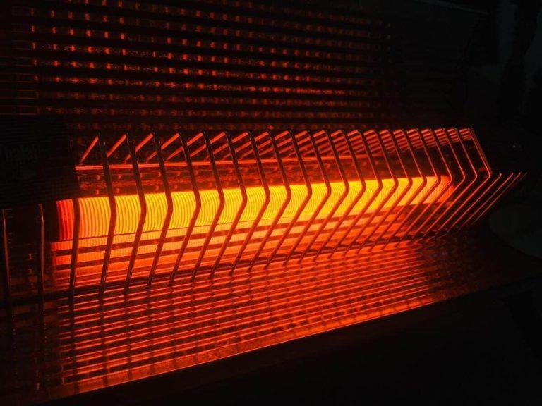 chauffage électrique infrarouge