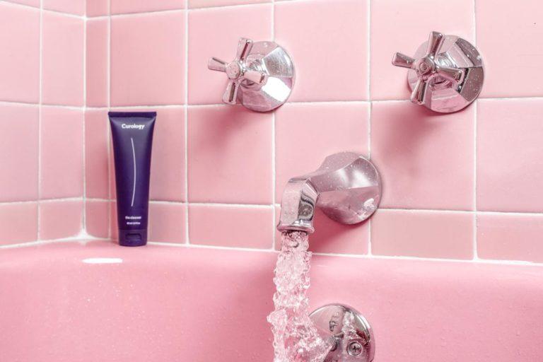 chauffe bain robinet