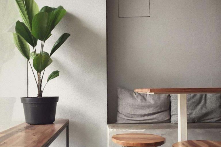 intérieur isolation décoré