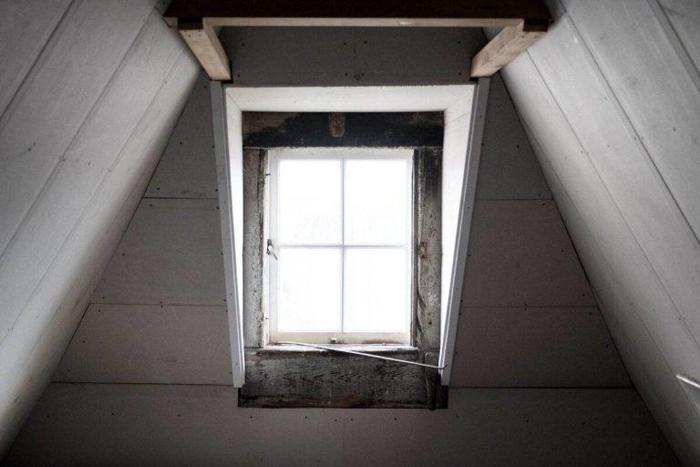 fenêtre de comble perdu