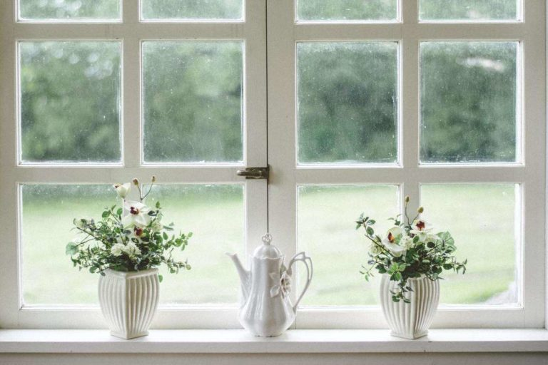 fenêtres isolation avec joint