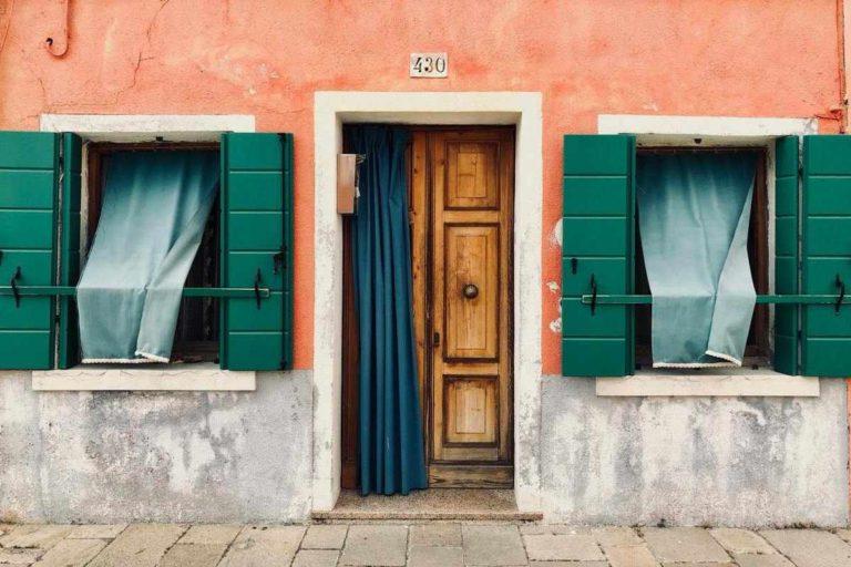 rideaux isolants fenêtres et porte