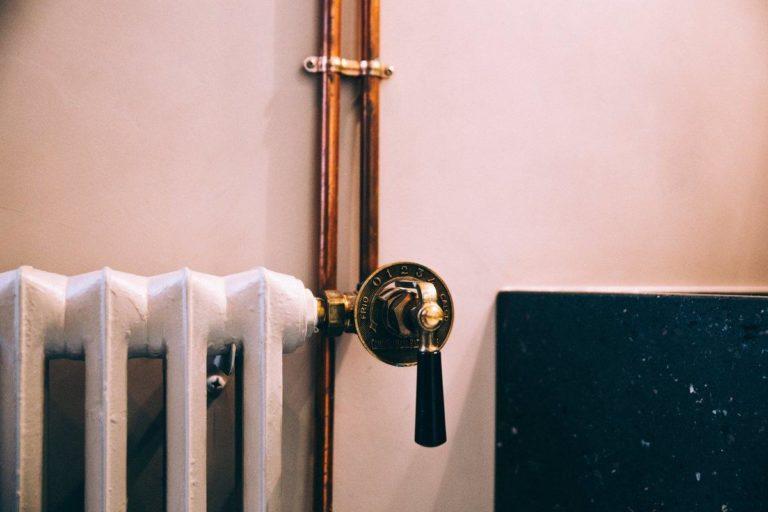 radiateur ancien fioul