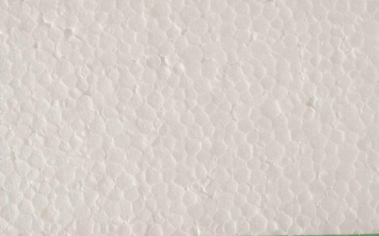 plaque de polystyrène