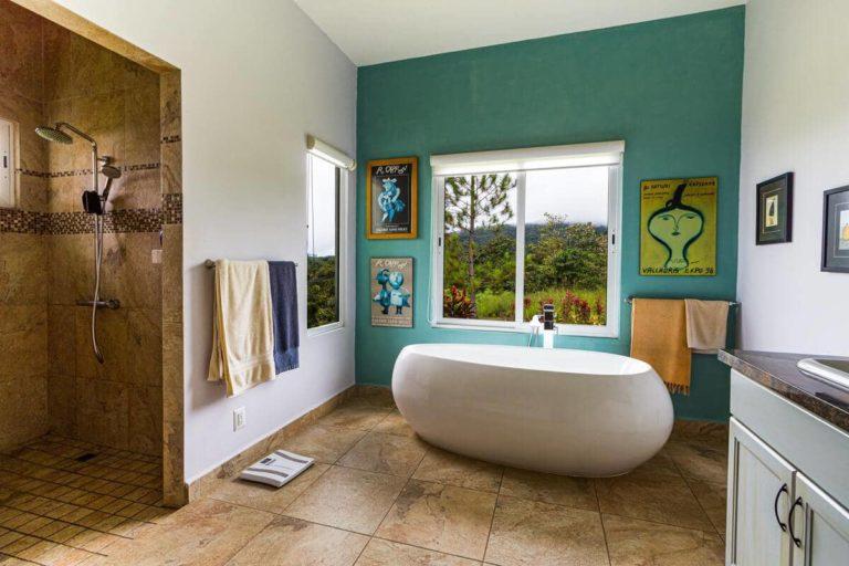 chauffe eau instantane salle de bain