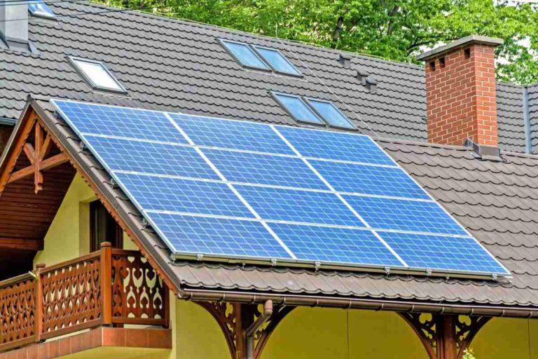 panneau toit chauffe-eau solaire pas cher