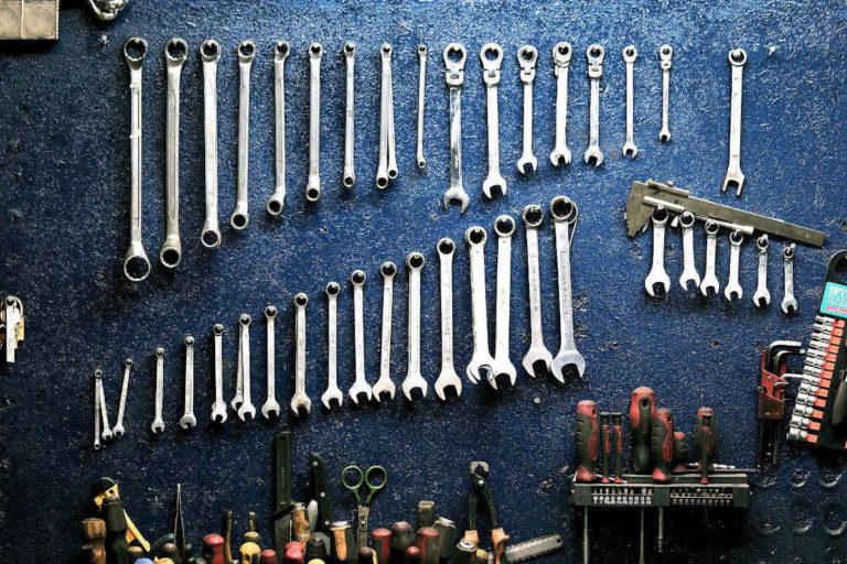 outils entretien chauffe-eau