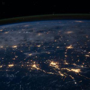 energie electrique globe terre