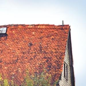 toiture mal isoler nécessitant des travaux