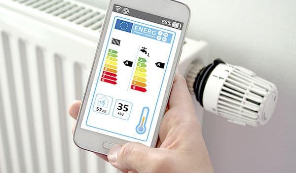 consommation énergie smartphone contrôle