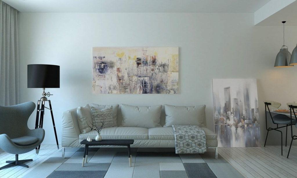 salon maison confort écologique