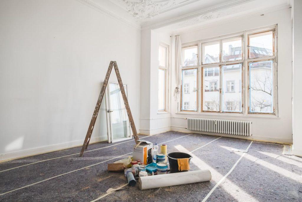 travaux rénovation avant vente bien immobilier
